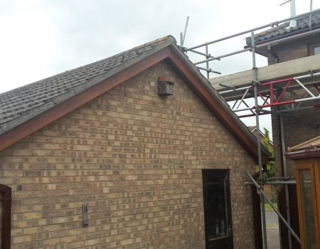 Fascia and Cladding JW Roofing